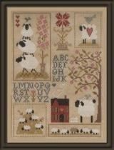 Jardin Privé Histoires de Moutons 3 FT50
