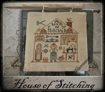 Nikyscreations House of Stiching