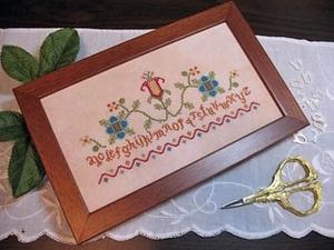 Annie Beez Folk Art Flowers