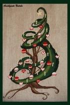 Serenita di Campagna Avvolgente Natale CV56