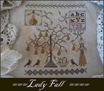 Nikyscreations Lady fall