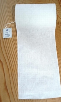 Bande à broder Vaupel 5 cm Blanc Cassé  par 50 cm