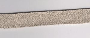 Tresse lin 15 mm  par 50 cm
