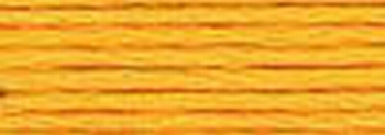 DMC perlé Bobine n°8 col 742