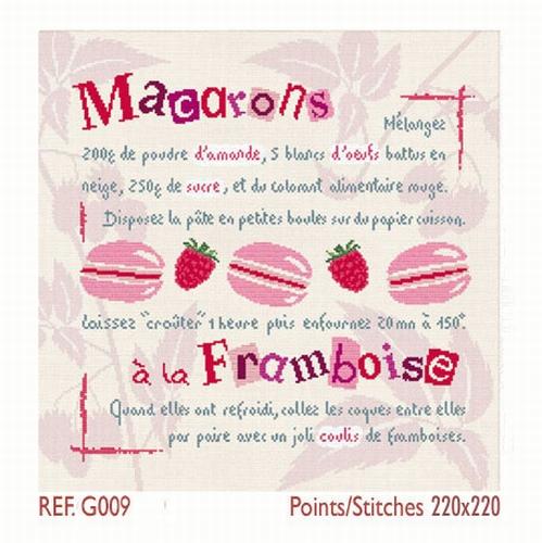 G009 Les Macarons