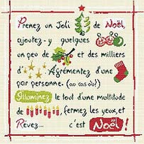 N013 Ma Recette de Noël