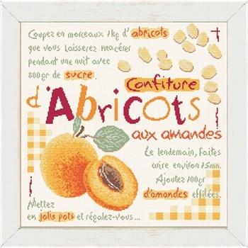 G028 Confiture d'abricot