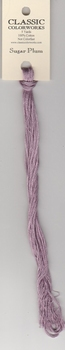 Classic Colorworks Cotton Sugar Plum