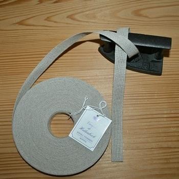 Bande à broder Vaupel 1,5 cm  Naturel  par 50 cm