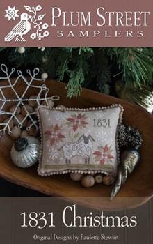 Plum Street 1831 Christmas