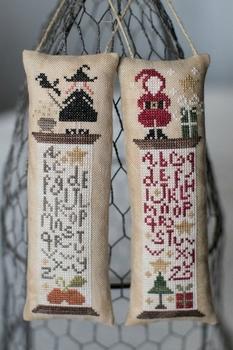 Histoire de bobines Automne/ Noël Tralala