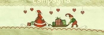 Serenita di Campagna Merry Christmas