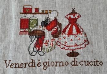 Serenita di Campagna Vendredi jour de couture CV93