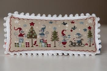 Noël de souris Tralala