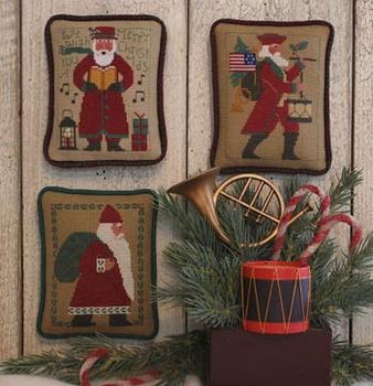 PS Santas revisited  VII Reimpression