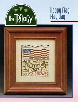 The Trilogy Happy Flag Flag Day