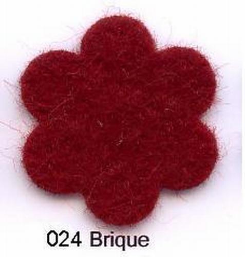 Feutrine Brique CP024