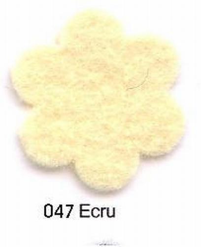 Feutrine Ecru CO047