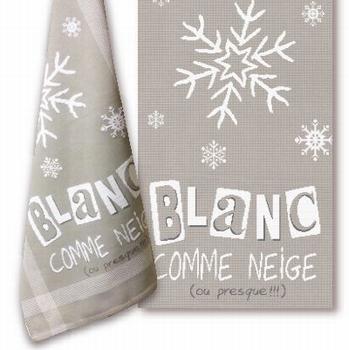 X004 Blanc comme Neige