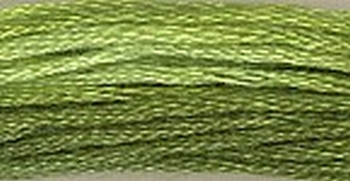 GA Sampler Threads Spring Grass 0180