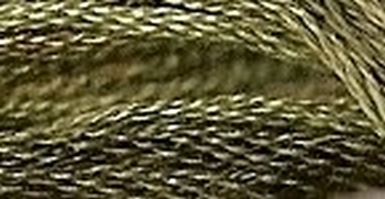 GA Sampler Threads Dried Thyme 0110