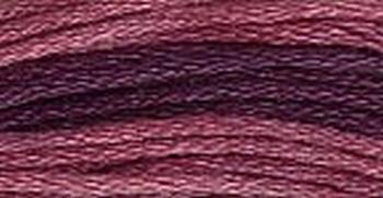 GA Sampler Threads Red Plum 0860