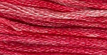 GA Sampler Threads Hibiscus 0780