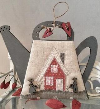 Kit patchwork Arrosoir chez nous Bee Cie FARR2