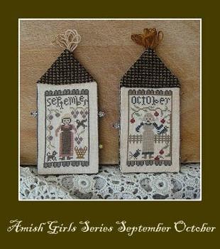Nikyscreations Amish Girls Series September/October