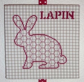 Jardin Privé Lapin PR07