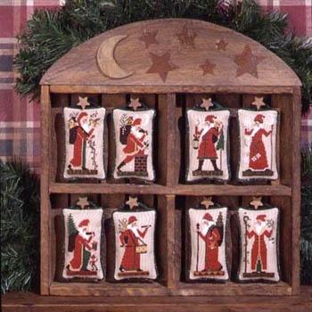 PS Old World Santa Reimpression