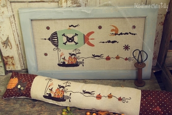 Mme Chantilly Pumpkins Thieves