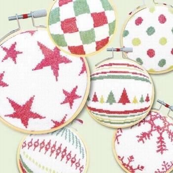 N037 Les boules de Noël 1