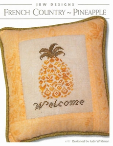 JBW French Country Pineapple #277