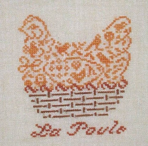 JBW The French Hen #195