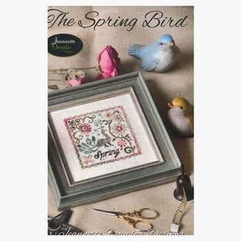 Jeannette Douglas the spring bird
