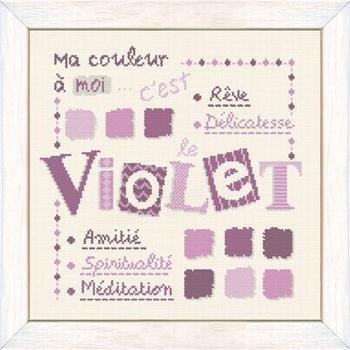 X008 Violet