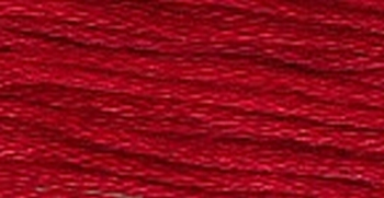 GA Sampler Threads Buckeye Scarlet 0390