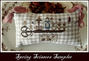 Nikyscreations Spring Scissors Sampler