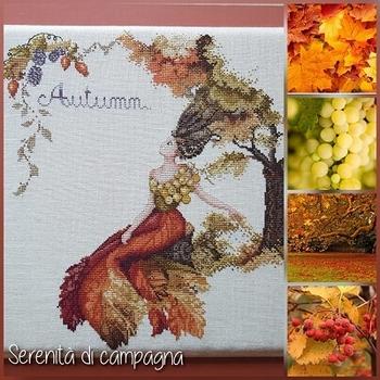 Serenita di Campagna Autumn CV117