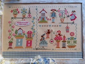 Cuore... Needlework Village