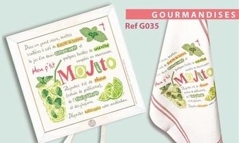 G035 Mon p'tit Mojito