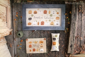 Mme Chantilly Pumpkins Collection