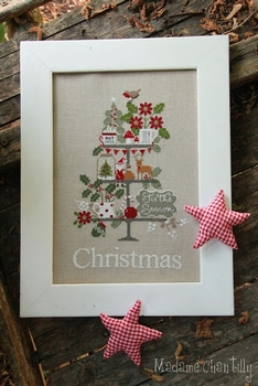 Mme Chantilly Celebrate Christmas