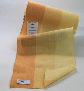 Bande à broder Vaupel 3 couleurs vanille 20 cm  par 50 cm
