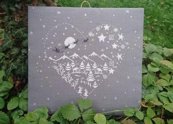 CE0182 Dans la nuit étoilée
