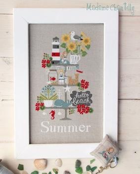Mme Chantilly Celebrate Summer