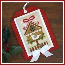 CCN Christmas Birdhouse