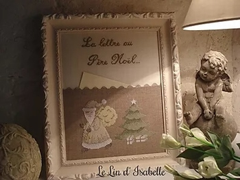 La lettre au Père Noël, Le Lin d'Isabelle