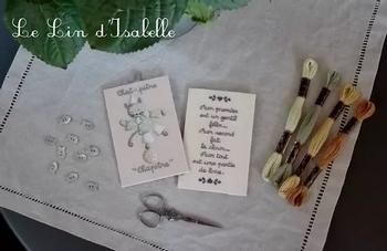 Chat-Pitre, Le Lin d'Isabelle